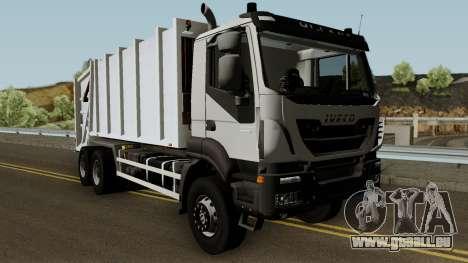 Iveco Trakker Garbage 6x4 für GTA San Andreas