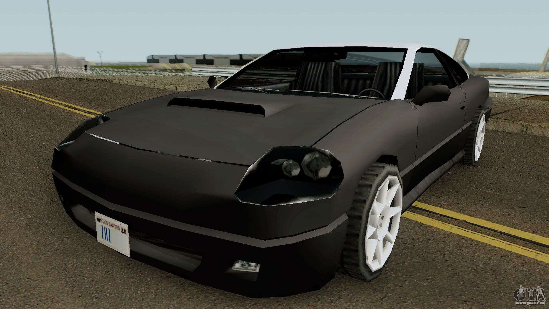 LeTourneau L-2350 HQLM pour GTA San Andreas