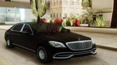 Mercedes-Maybach W222 pour GTA San Andreas
