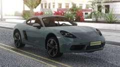 Porsche 718 pour GTA San Andreas