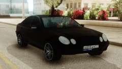 Mercedes-Benz w211 für GTA San Andreas