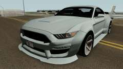 Ford Mustang Widebody MK.VI (S550) 2015 für GTA San Andreas