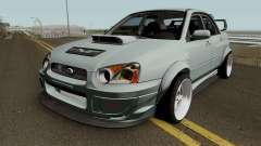 Subaru Impreza WRX STI Custom