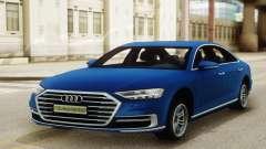Audi A8 Sedan 2018 pour GTA San Andreas