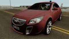Opel Insignia Nieoznakowany pour GTA San Andreas