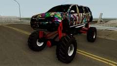 Dacia Duster Limo Monster 2013 pour GTA San Andreas