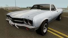 Chevrolet El Camino SS - MQ 1970 für GTA San Andreas