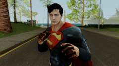 Superman from DC Unchained v2