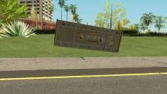 PROXIMITY MINE GTA V für GTA San Andreas