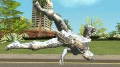 Sub-Zero Weapon pour GTA San Andreas