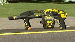 Batman Spas12 (Combat Shotgun) für GTA San Andreas
