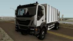 Iveco Trakker Garbage 6x4