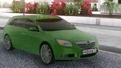 Opel Insignia Green pour GTA San Andreas