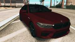 BMW M5 F90 First Edition pour GTA San Andreas