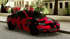 BMW M3 CAMO pour GTA San Andreas