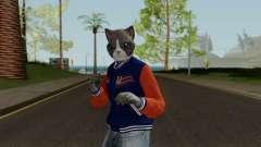 GTA Online Random Skin 7 Lonedigger Cat pour GTA San Andreas