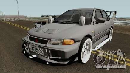 Mitsubishi Lancer Evolution III Deuce pour GTA San Andreas