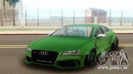 Audi RS7 Sport pour GTA San Andreas