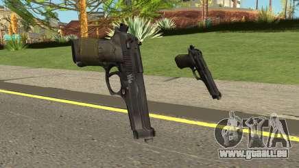 Beretta M9 (Normal Map) pour GTA San Andreas