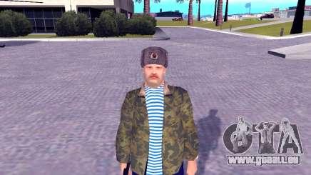 Russian Mafiozi pour GTA San Andreas