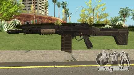 XMLAR Assault Rifle für GTA San Andreas