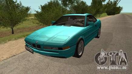 BMW 850i E31 Requin pour GTA San Andreas