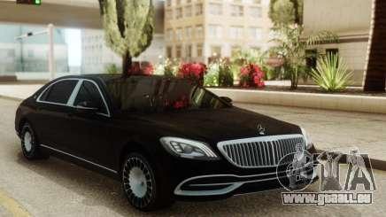 Mercedes-Maybach W222 pour GTA San Andreas