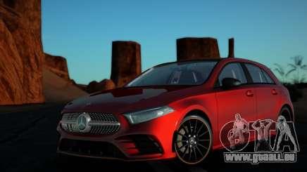 Mercedes-Benz A-Class 2019 pour GTA San Andreas
