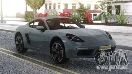 Porsche 718 für GTA San Andreas