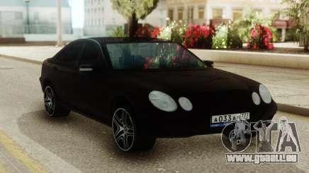 Mercedes-Benz w211 pour GTA San Andreas