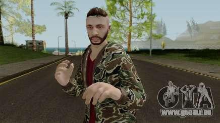 GTA Online Skin 2 Bfori für GTA San Andreas