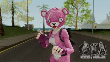 Fortnite Pink Teddy Bear pour GTA San Andreas