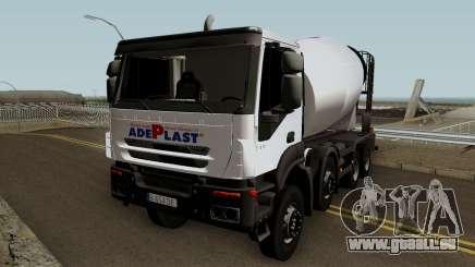 Iveco Trakker - Adeplast Cement für GTA San Andreas