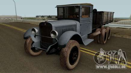 Die ZIS-6, 1934 für GTA San Andreas