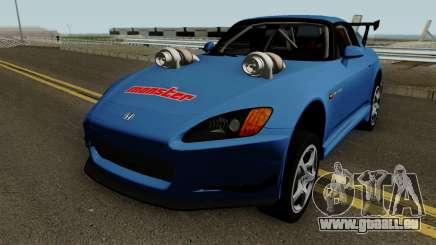 Deuces Honda S2000 für GTA San Andreas