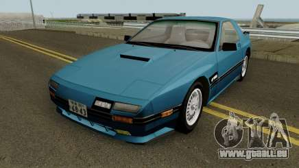Mazda RX7 FC (Extreme Low Poly) pour GTA San Andreas