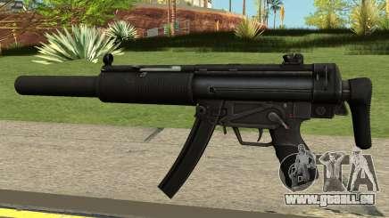 MP5-SD CS:GO pour GTA San Andreas
