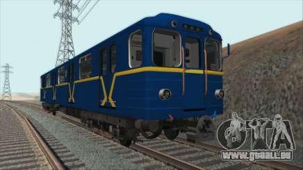 EMA-502к 2000 für GTA San Andreas