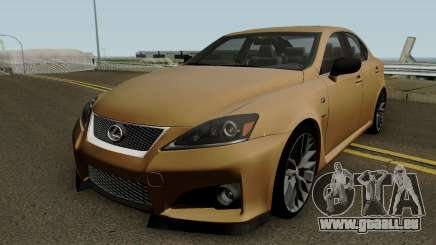 Lexus IS Sport für GTA San Andreas