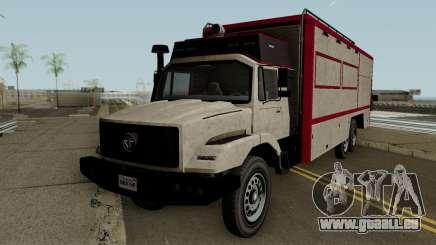 Benefactor Terrorbyte GTA V IVF für GTA San Andreas