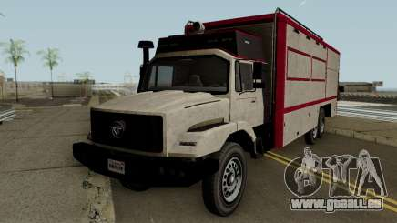 Benefactor Terrorbyte GTA V IVF pour GTA San Andreas