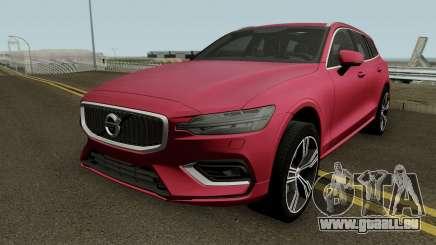 Volvo V60 pour GTA San Andreas