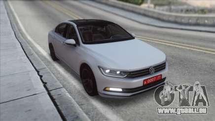 Volkswagen Passat B8 pour GTA San Andreas