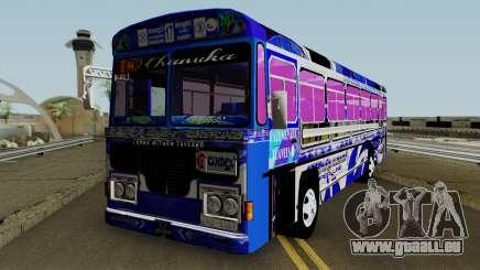 SL Bus Panadura für GTA San Andreas