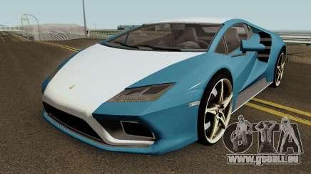 Pegassi Tempesta (Joker Style) für GTA San Andreas