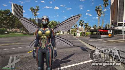 The Wasp pour GTA 5