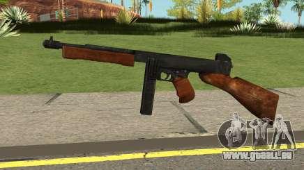 Thompson M1A1 Fallout Style pour GTA San Andreas