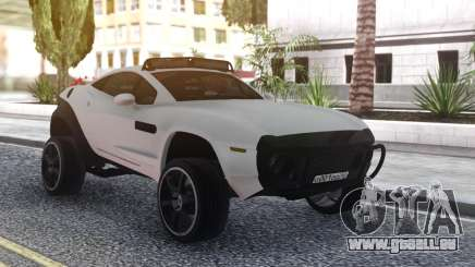 Local Motors Rally Fighter pour GTA San Andreas