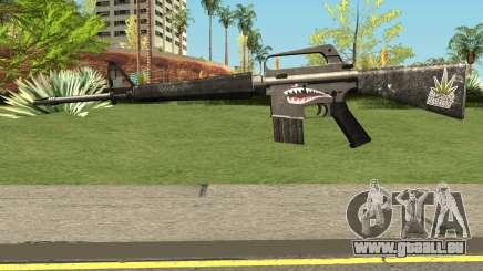 M4 DrugWar pour GTA San Andreas