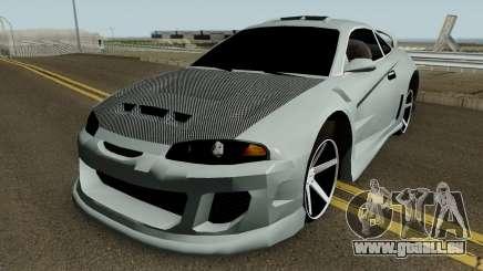 Mitsubishi Eclipse GTX pour GTA San Andreas